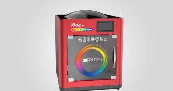 XYZPrinting imprimante 3D couleur