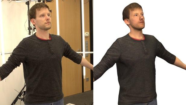 Le CITEC imagine un moyen de créer votre avatar en seulement 10 minutes