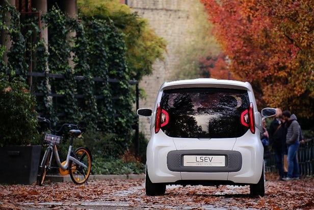 LSEV - La première voiture imprimée en 3D produite en série au monde