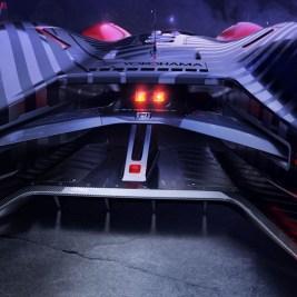 Honda Cyberrace – Un concept futuriste de voiture de courses
