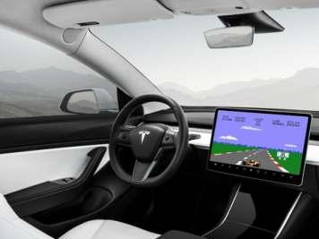 Les voitures Tesla seront bientôt équipées d'un Party Mode