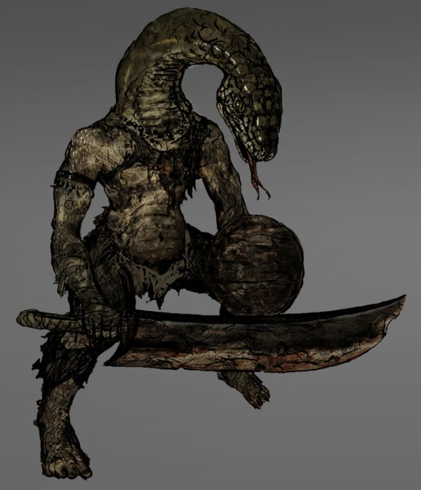 Dark Souls Man Serpent Imgurl