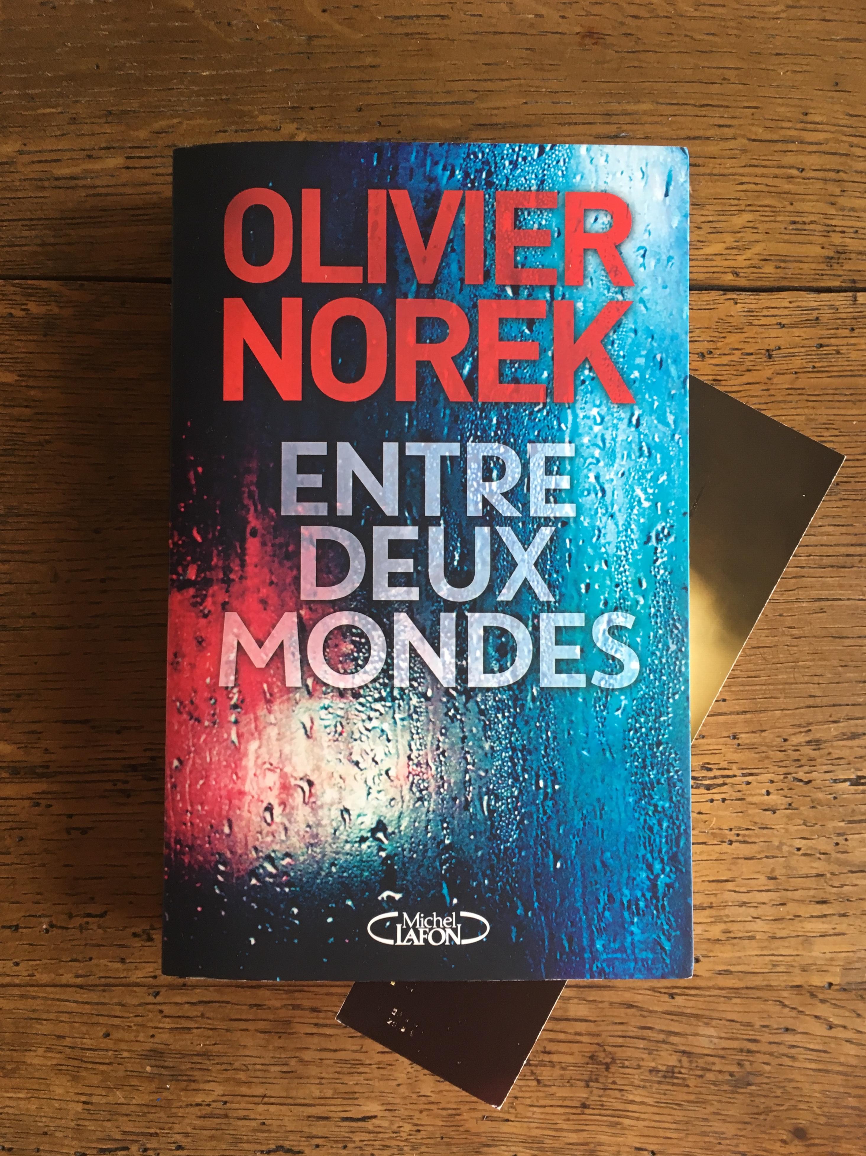 Olivier Norek Entre Deux Mondes : olivier, norek, entre, mondes, Entre, Mondes, D'Olivier, Norek