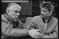 Raoul Coutard et Mireille Perrier - © Adjudant-chef Patrice George