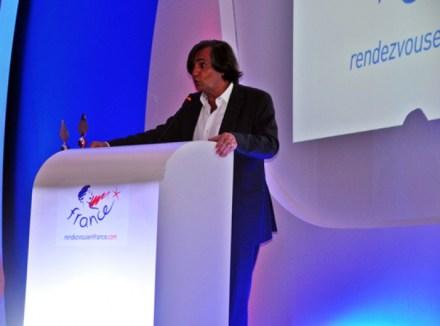 Jean-Philippe Pérol, Diretor Américas da Atout France