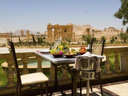Ex Meridien Palmyra