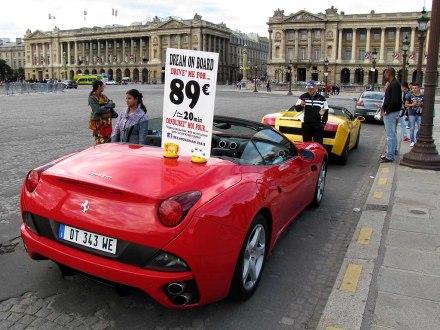 Ferrari para todos