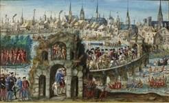 Entrada de Charles IX em Rouen