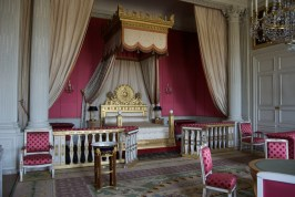 Quarto do Louis XIV no Grand Trianon