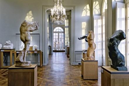 Museu Rodin, a reabertura