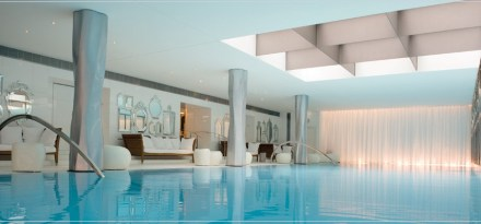 "O SPA ""My blend"" da Clarins no Royal Monceau"