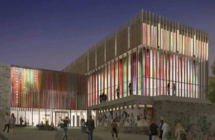 A futura Cité Internationale da tapeçaria de Aubusson