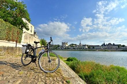 O Vale do Loire de bicicleta