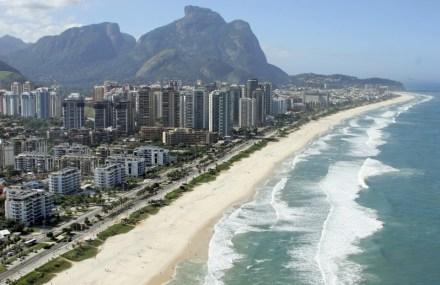 A Barra da Tijuca, o desafio do turismo carioca