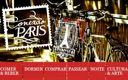 Conexão Paris, o primeiro blog especializado sobre França