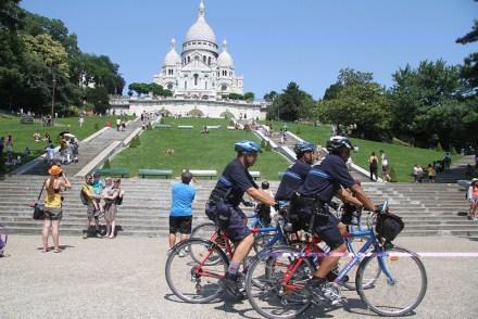 Policiais mais visíveis nos lugares mais turísticos da capital