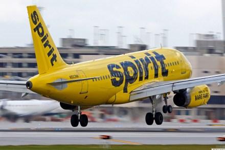 Spirit Airlines, campeã das receitas opcionais
