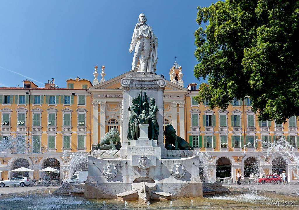 Em Nice nos passos dos ingleses do Rei Carnaval e  de Garibaldi  Le Blog do Prol