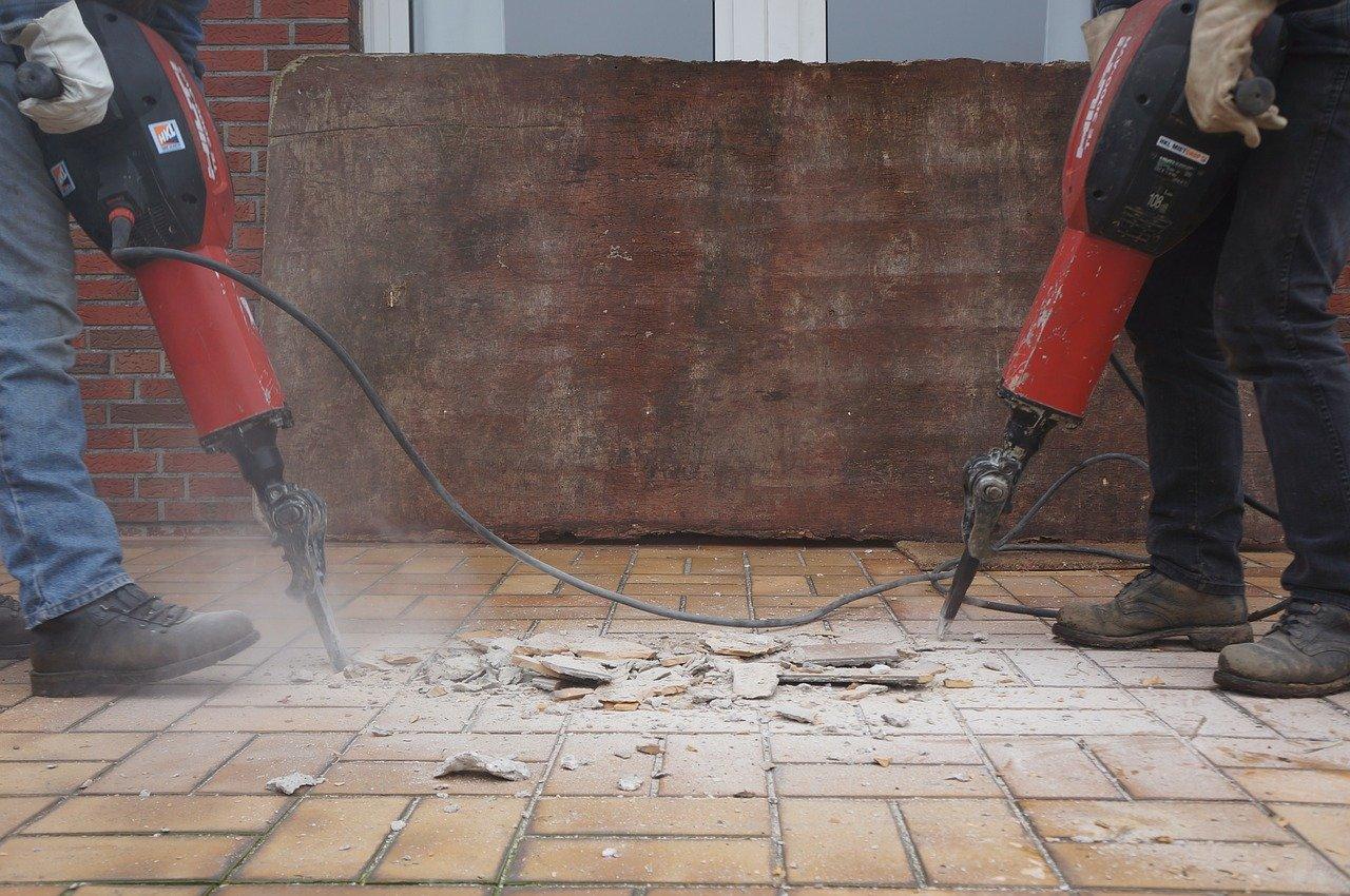 Comment utiliser marteau piqueur électrique