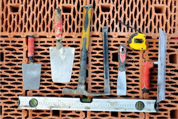 Outils pour les maçon