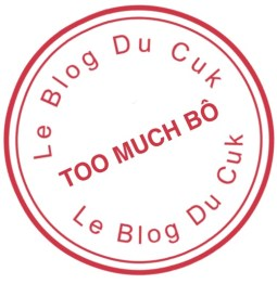 Tampon TooMuchBô Rond rouge JPEG