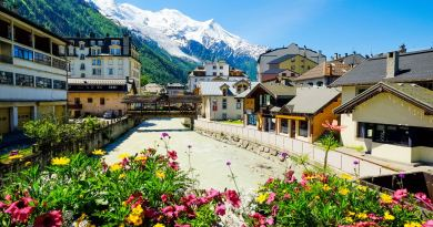 Flâner à Chamonix | Haute Savoie - Le blog du hérisson