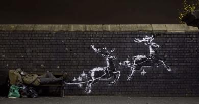 Qui est Banksy le génie du street art ? - Le blog du hérisson