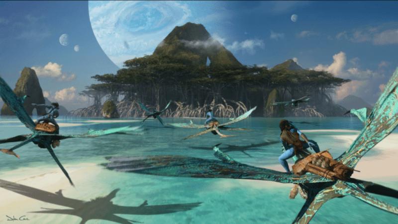 Les premières images inédites d'Avatar 2 - Le blog du hérisson