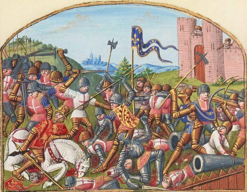 Aquitaine : 3 siècles sous la couronne d'Angleterre - Le blog du hérisson