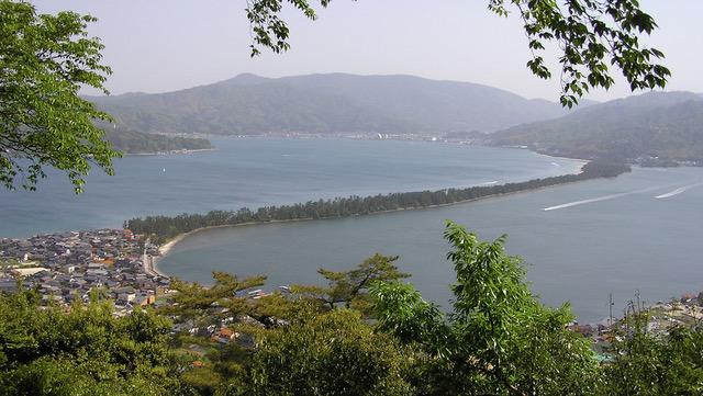 Les trois vues du Japon | une sélection de panoramas fabuleux - Le blog du hérisson