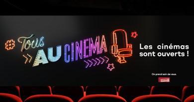 Réouverture des cinémas en France | Ce qu'il faut savoir - Le blog du hérisson