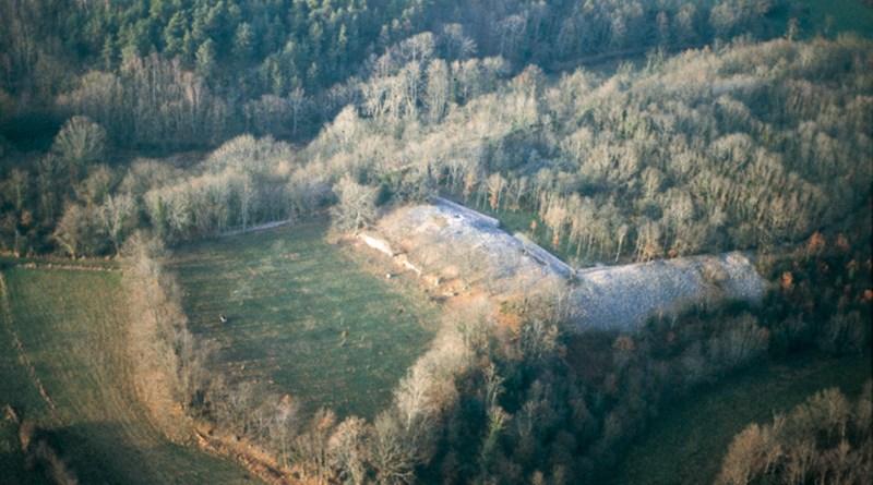 Camp celtique de Bierre | Archéologie normande - Le blog du hérisson
