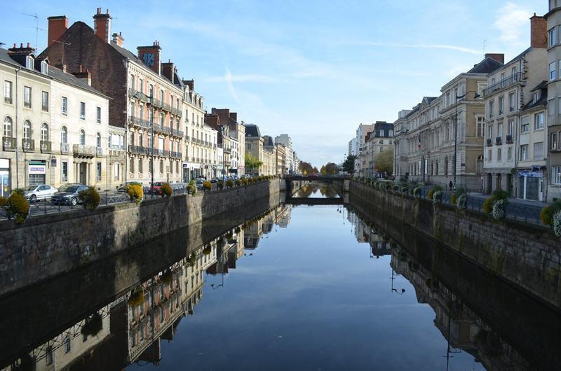 Flâner à Rennes - Le blog du hérisson