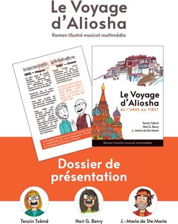 Le Voyage d'Aliosha, entre URSS et Tibet - Le blog du hérisson