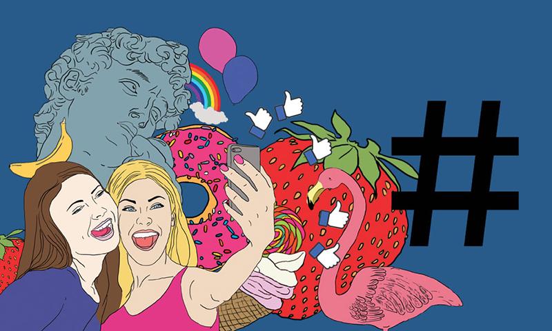 Musée 3.0 : créateurs de selfies à liker - Le blog du hérisson