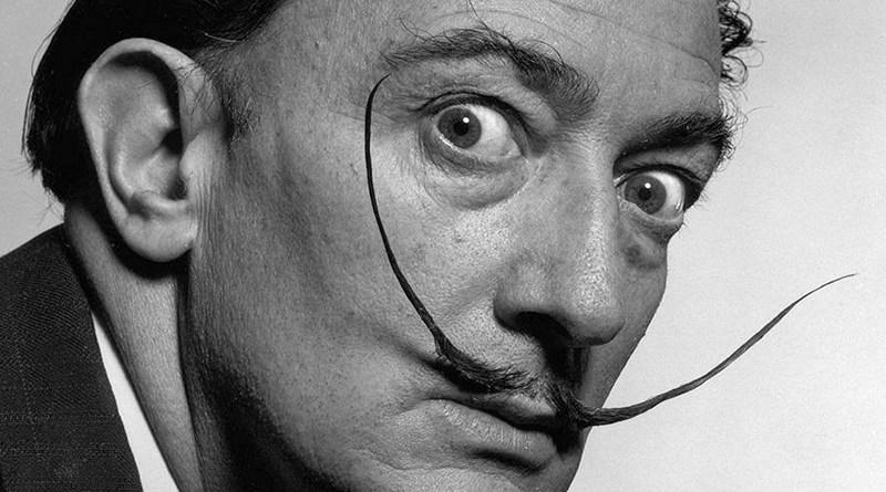 Salvador Dali : peintre de génie - Le blog du hérisson