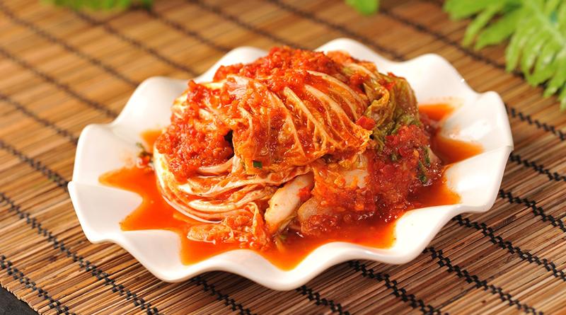 Kimchi : plat sud-coréen aux multiples bienfaits - Le blog du hérisson