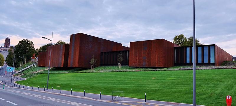Musée Soulages   Aveyron - Le blog du hérisson