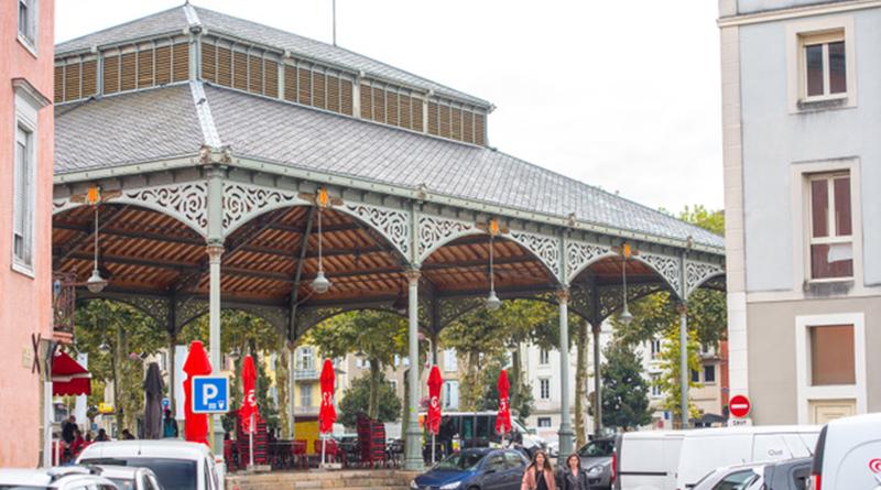 La halle de Villote | Ariège - Le blog du hérisson