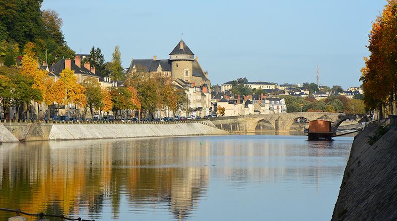 Rivière La Mayenne - Le blog du hérisson