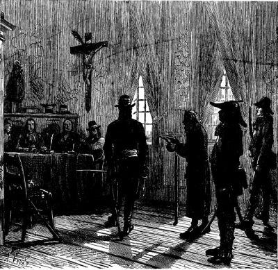 Les Compagnons de Jéhu - 1857