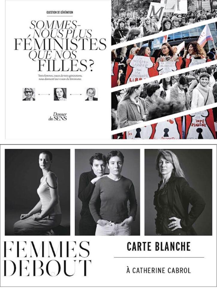 la provinciale, presse féminine
