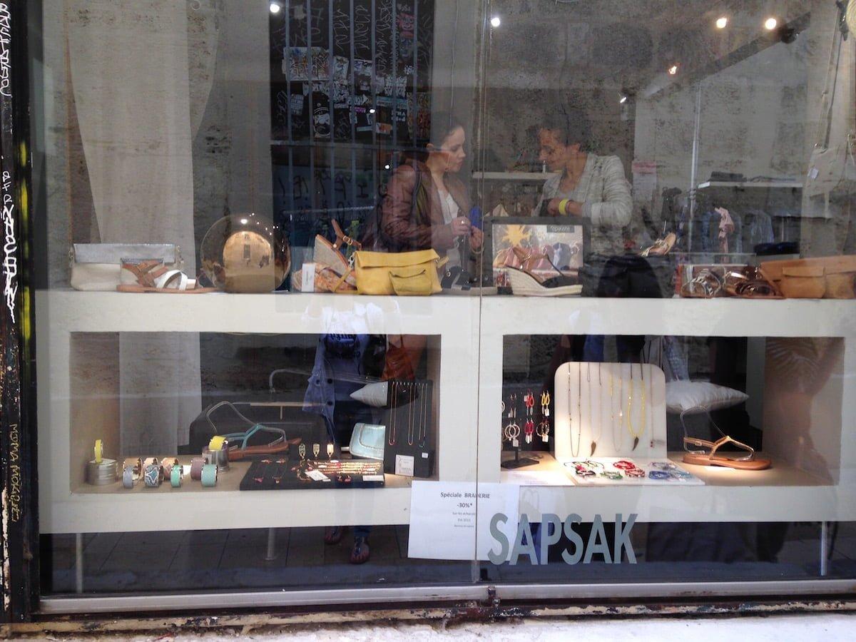 Spasak, la boutique d'une fée - la provinciale.