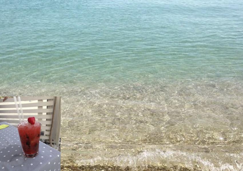 Sortie de plage - la provinciale