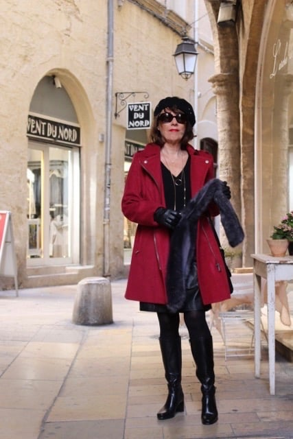 Mon manteau Balsamik-la proviniciale