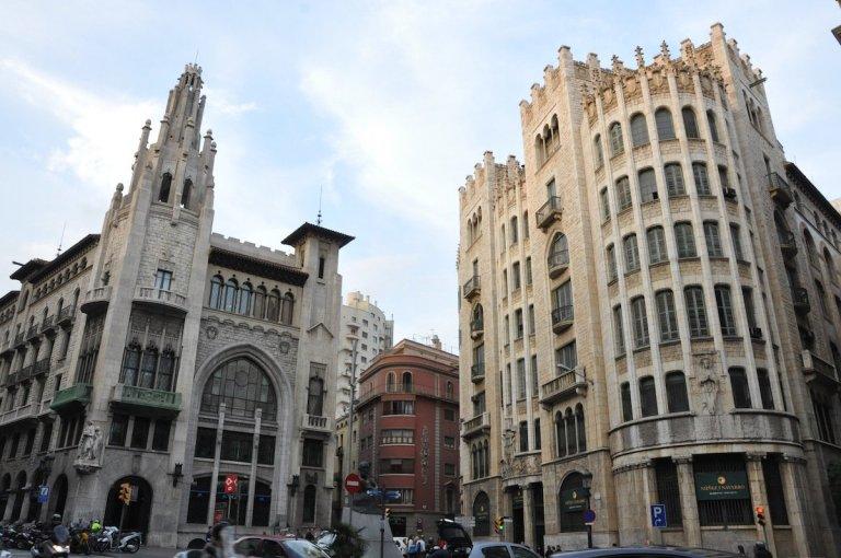 Week end à Barcelone-la provinciale