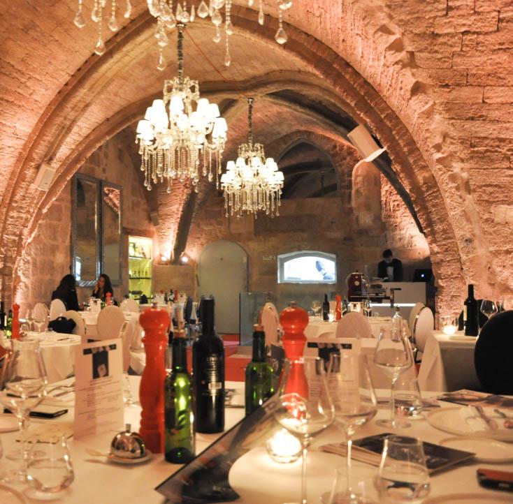 Glamour et Gastronomie.