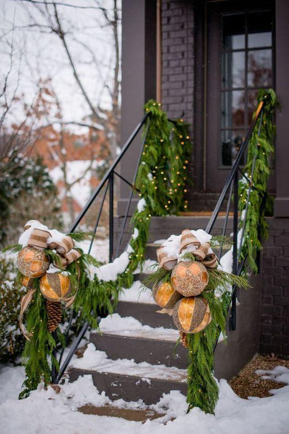 L'art floral de Noel