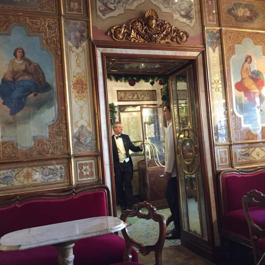 Venise-le café Florian
