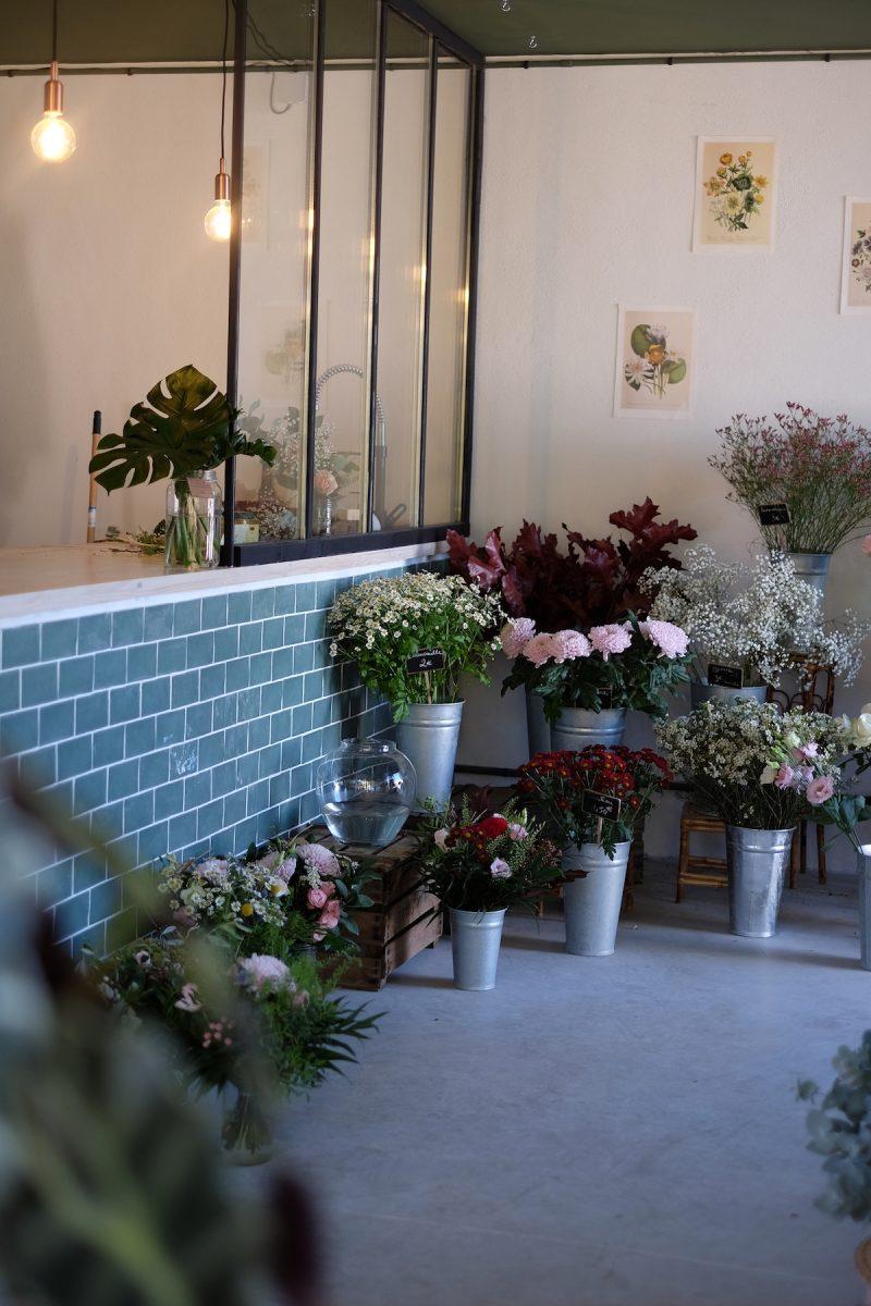 Entre charme et douceur chez Marguerite Flower Shop